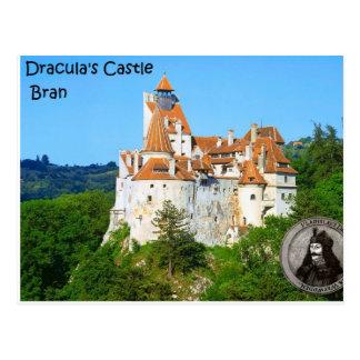 Carte Postale Le château de Dracula, son