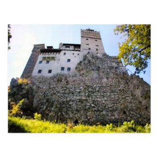 Carte Postale Le château de Dracula, son, recherchant