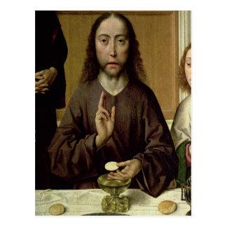 Carte Postale Le Christ bénissant 2