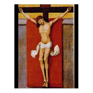 Carte Postale Le Christ sur les maîtres de Cross', Roger_Dutch