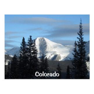 Carte Postale Le Colorado, montagnes rocheuses