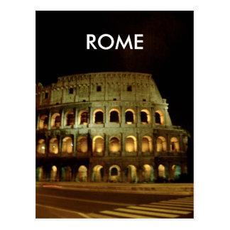 Carte Postale Le Colosseum