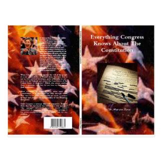 Carte Postale Le congrès d'Everthing sait la constitution