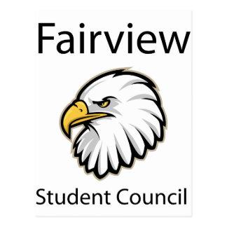 Carte Postale Le Conseil d'étudiant de Fairview