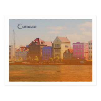 Carte Postale Le Curaçao