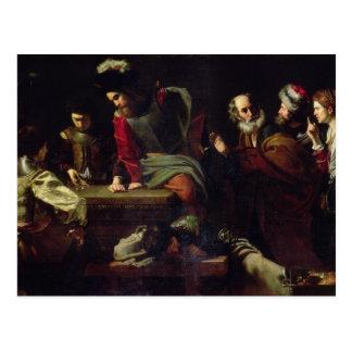 Carte Postale Le démenti de St Peter
