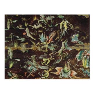Carte Postale Le dernier jugement, c.1504