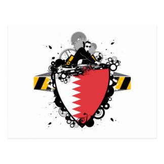 Carte Postale Le DJ Bahrain
