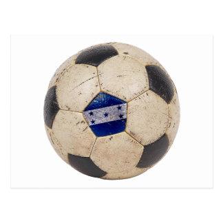 Carte Postale Le football du Honduras