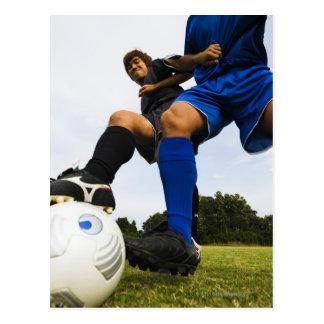 Carte Postale Le football (le football)