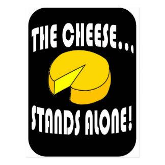 Carte Postale le fromage
