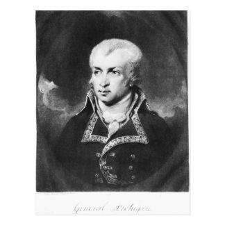 Carte Postale Le Général Charles Pichegru