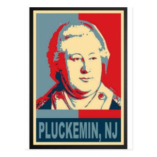 Carte Postale Le Général Knox chez Pluckemin, New Jersey