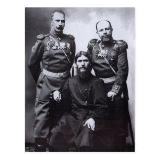 Carte Postale Le Général Putyatin colonel Lotman de Grigori