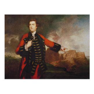 Carte Postale Le Général William Keppel
