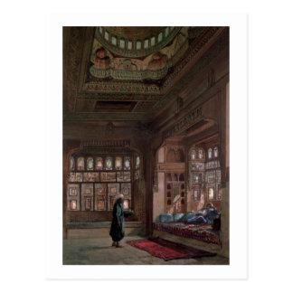 Carte Postale Le harem de cheik Sadat, le Caire, 1870