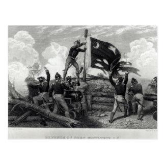 Carte Postale Le héroisme du jaspe de William de sergent