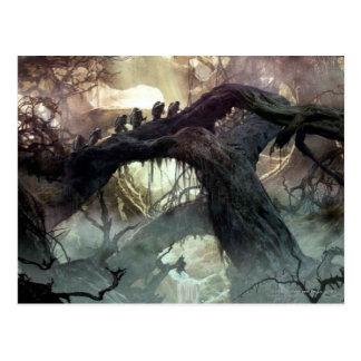 Carte Postale Le Hobbit : Désolation de l'art 2 de concept de