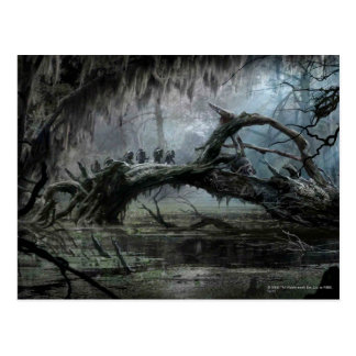 Carte Postale Le Hobbit : Désolation de l'art 3 de concept de