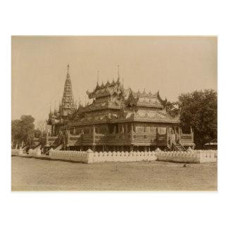 Carte Postale Le Humain-Se de Nan-U, Shwe-Kyaung