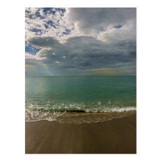 Carte Postale Le jour de nouvelle année de Venise la Floride