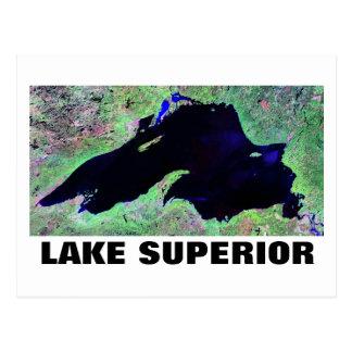 Carte Postale Le lac Supérieur