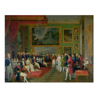 Carte Postale Le mariage d'Eugene de Beauharnais