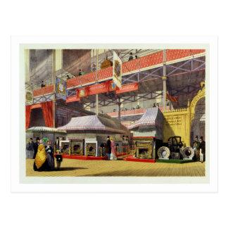 Carte Postale Le matériel de Sheffield, plaquent 43 de COM de