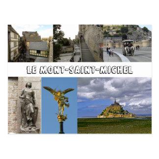 Carte Postale Le Mont St Michael