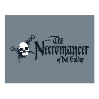 Carte Postale Le nom de Necromancer