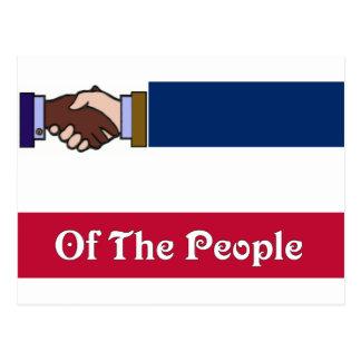 Carte Postale Le nouveau Mississippi : Des personnes