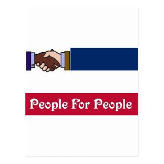 Carte Postale Le nouveau Mississippi : Les gens pour des