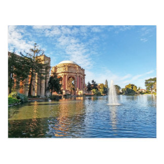 The Palace of Fine Arts California