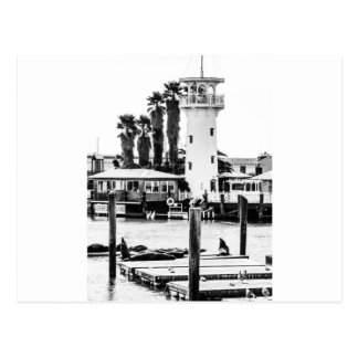 Carte Postale Le phare d'île de Forbes