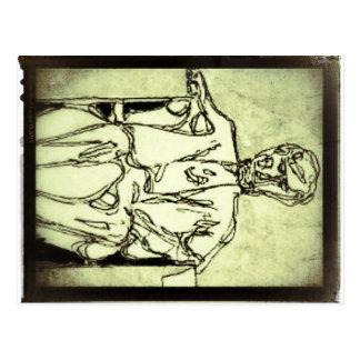 Carte Postale Le Président Abe Lincoln