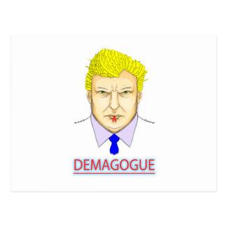 Carte Postale Le Président Demagogue