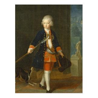 Carte Postale Le Prince héritier Frederick II