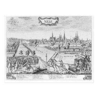 Carte Postale Le Roi Frederick II de la Prusse