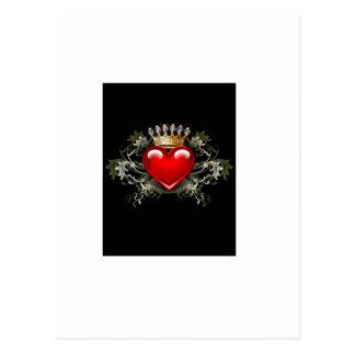 Carte Postale Le Roi Love