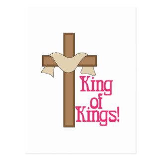 Carte Postale Le Roi Of roi
