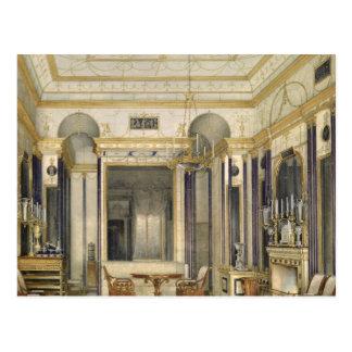 Carte Postale Le salon de l'impératrice Maria