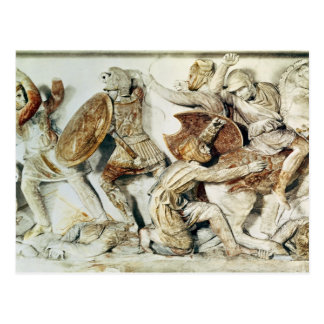 Carte Postale Le sarcophage d'Alexandre