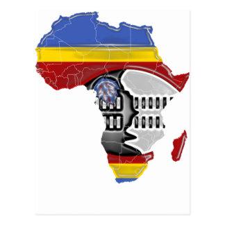 Carte Postale Le Souaziland