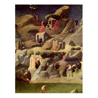 Carte Postale Le Thebaid, c.1410