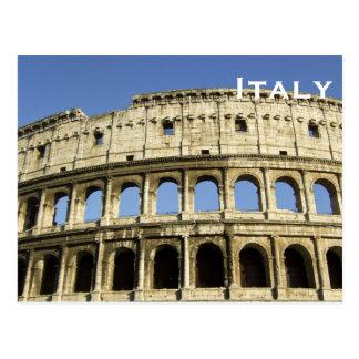 Carte Postale Le tourisme vintage de voyage de l'Italie