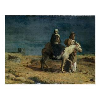 Carte Postale Le vol de l'épée de Herod, 1880 (huile sur c