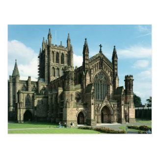 Carte Postale L'église de cathédrale de Vierge Marie béni