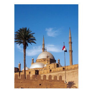 Carte Postale L'Egypte, le Caire, citadelle, Muhammad Ali Mosque