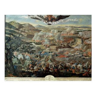 Carte Postale L'entourage de Vienne par les Turcs en 1683