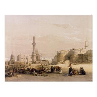 Carte Postale L'entrée à la citadelle du Caire